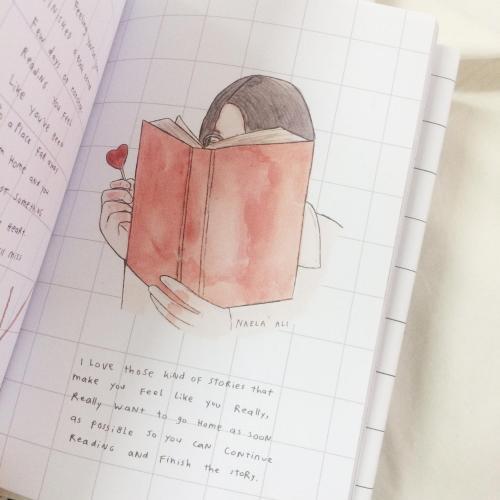 I love Those Kind of Stories That Make You Feel Like You Really