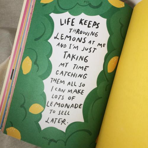 Life Keeps Throwing Lemons at Me