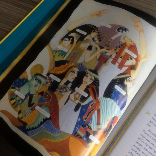 Dewa-Dewi Mesir Kuno