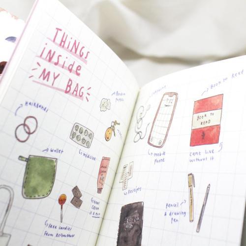 Things Inside My Bag
