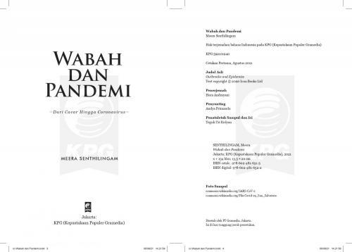 Cover Photo Icip-Icip Buku Wabah dan Pandemi