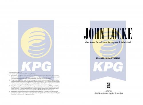 Cover Photo Icip-Icip Buku John Locke dan Akar Pemikiran Kekayaan Intelektual
