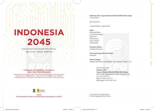 Cover Photo Icip-Icip Buku Indonesia 2045