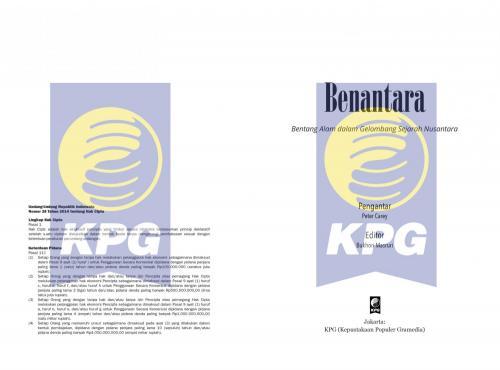 Cover Photo Icip-Icip Buku Benantara