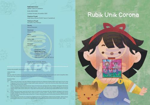 Cover Photo Icip-Icip Buku Rubik Unik Corona