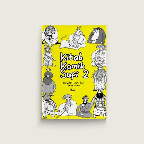 Kitab Komik Sufi Jilid 2