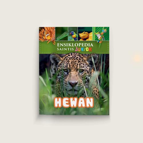 Ensiklopedia Saintis Junior : Hewan