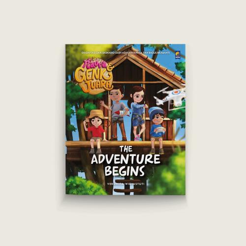 Naura dan Genk Juara: The Adventure Begins
