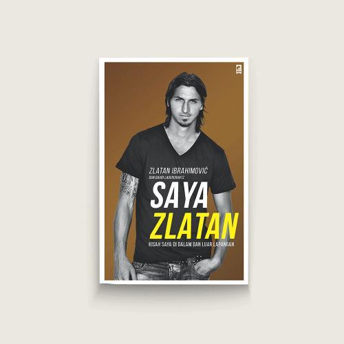 Zlatan Ibrahimovic - Saya Zlatan