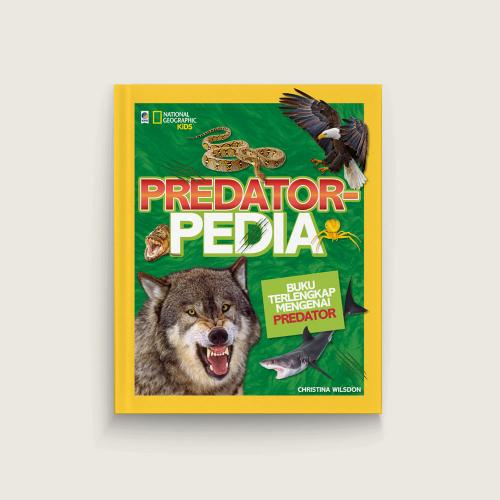 Nat Geo Predatorpedia
