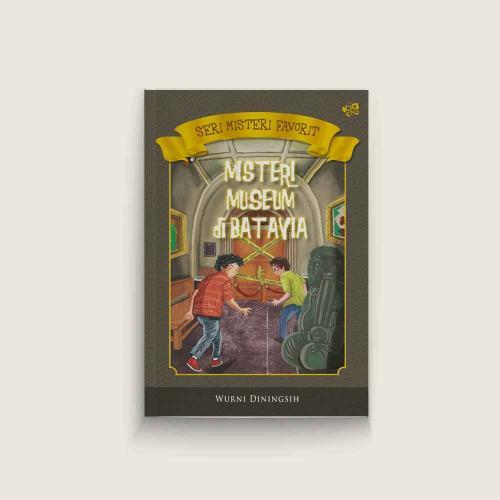 Seri Misteri Favorit: Misteri Museum di Batavia
