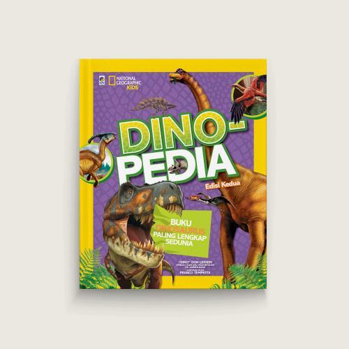 Nat Geo Dinopedia Edisi Ke 2