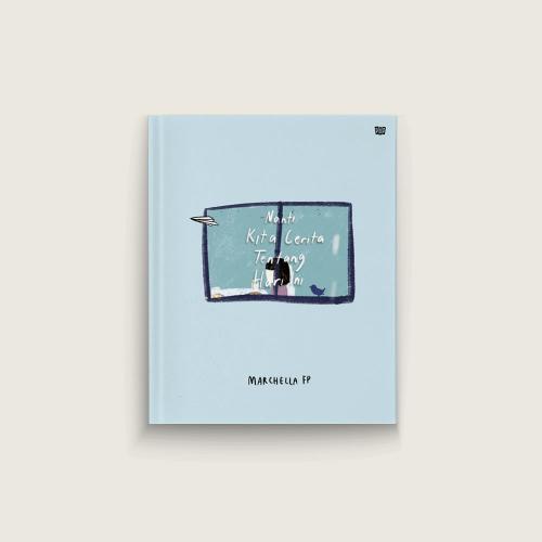 Cover Buku Nanti Kita Cerita tentang Hari Ini (NKCTHI) Edisi Pagi