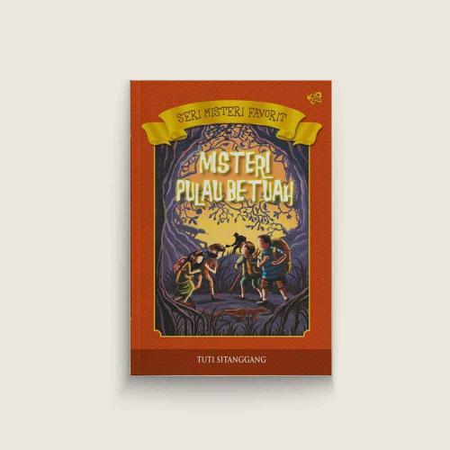 Seri Misteri Favorit Misteri Pulau Betuah