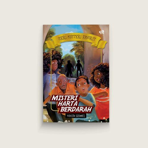Seri Misteri Favorit: Misteri Harta Berdarah