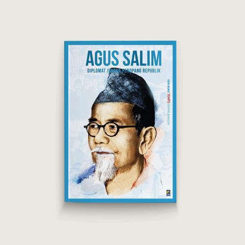Seri Tempo: Agus Salim, Diplomat Jenaka Penopang Republik