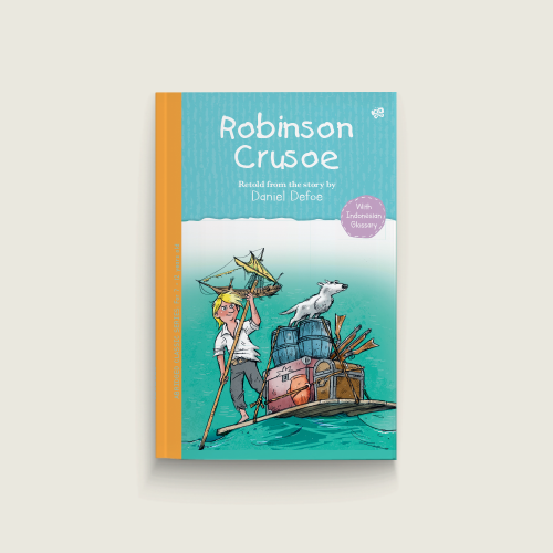 Abridge Classic Series: Robinson Crusoe