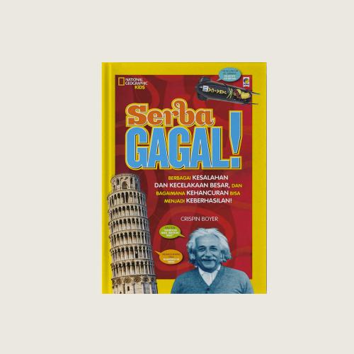 Seri Nat GEO: Serba Gagal!