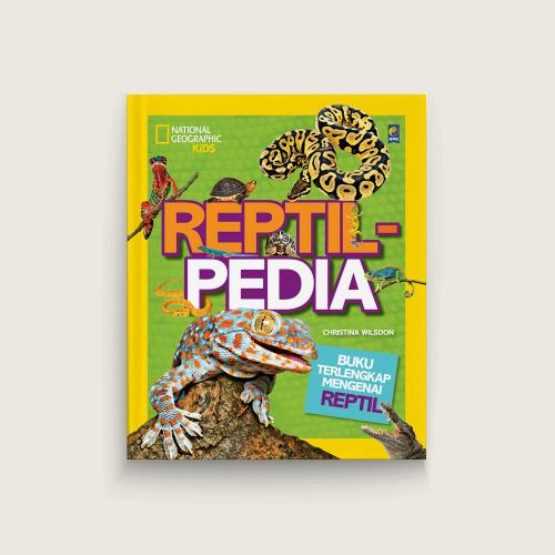 Nat Geo Reptilpedia
