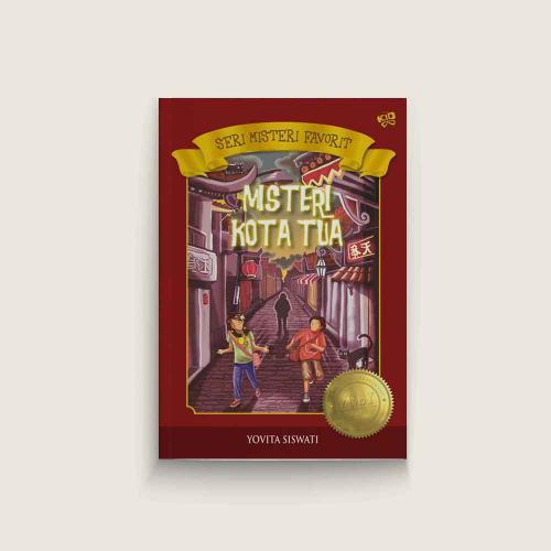 Seri Misteri Favorit: Misteri Kota Tua