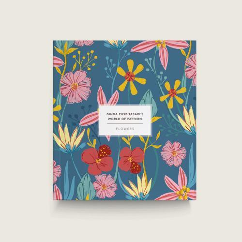 Dinda Puspitasari's World of Pattern 2: Flowers