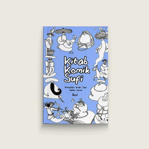 Kitab Komik Sufi Jilid 1