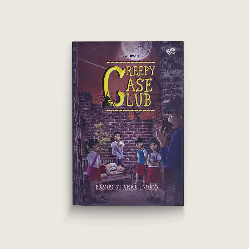 Creepy Case Club: Kasus Si Anak Indigo