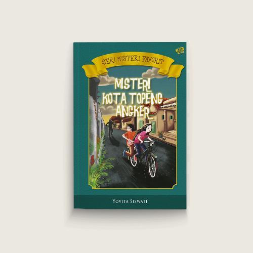 Seri Misteri Favorit: Misteri Kota Topeng