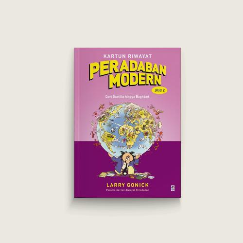 Kartun Riwayat Peradaban Modern Jilid 2