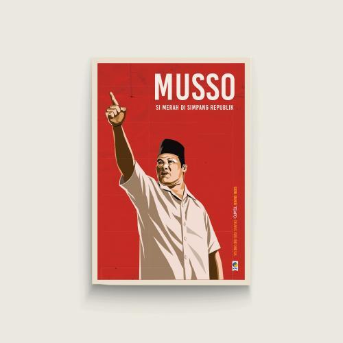 Seri Tempo: Musso, Si Merah di Simpang Republik
