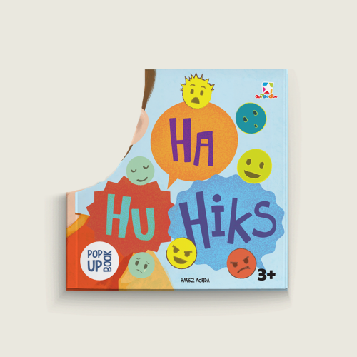 Pop up Book: Ha Hu Hiks
