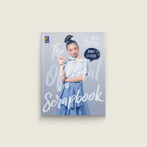 Aku Naura: The Official Scrapbook
