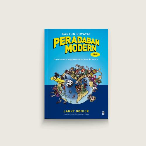 Kartun Riwayat Peradaban Modern Jilid 1