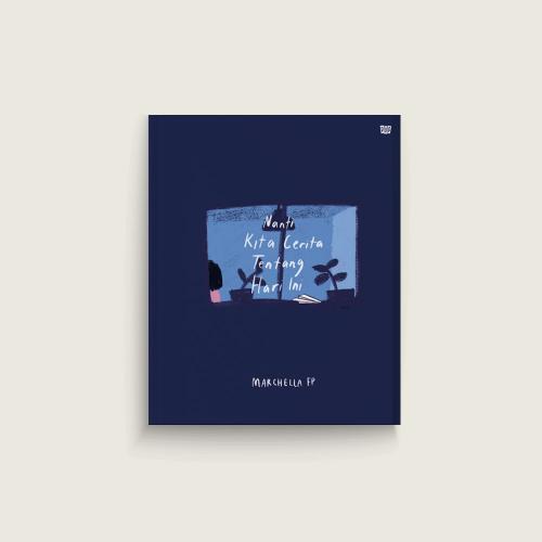 Cover Buku  Nanti Kita Cerita tentang Hari Ini (NKCTHI)