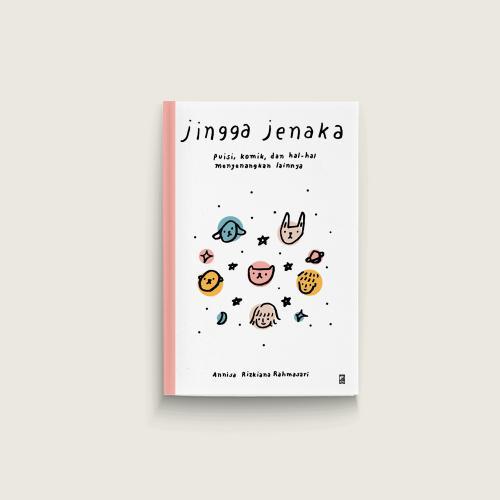 Jingga Jenaka