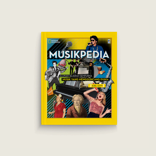 Seri National Geographic Musikpedia