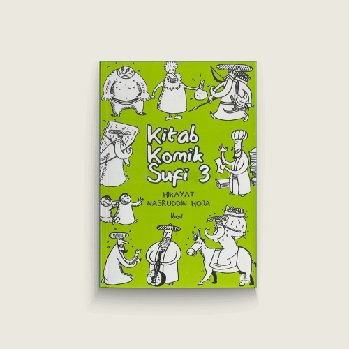 Kitab Komik Sufi Jilid 3