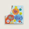 Pop up Book: Ha Hu Hiks